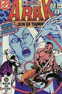 Arak (comics)