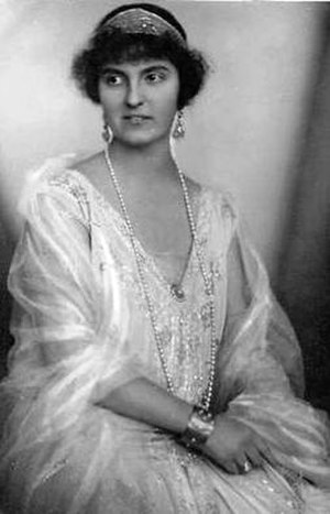 Princess Anna of Saxony (1903–1976) - Image: Archduchess Anna Monika of Austria, Princess of Saxony