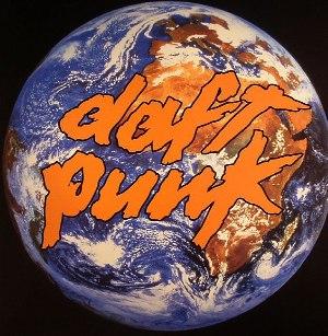 Around the World (Daft Punk song) - Image: Aroundtheworld Daft Punk