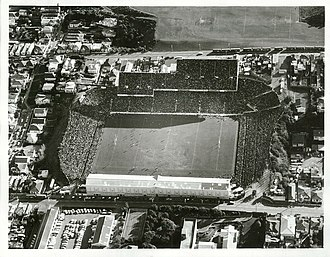 1987 Rugby World Cup - Image: Athletic Park Wellington 1971