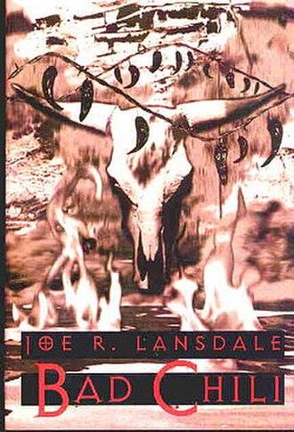 Bad Chili - Limited Mojo Press cover