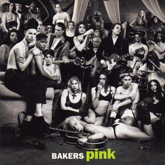 Bakers Pink - Bakers Pink (1993 Epic Records)