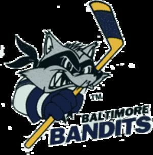 Baltimore Bandits - Image: Baltimore Bandits
