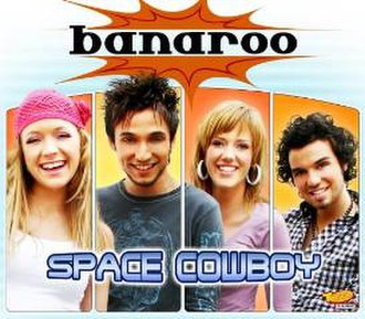 Space Cowboy (Banaroo song) - Image: Banaroo space cowboy s