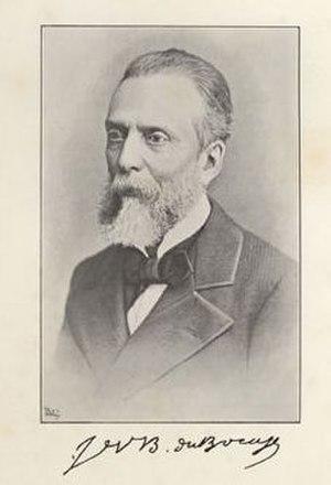 José Vicente Barbosa du Bocage - Image: Barbosa du bocage jv