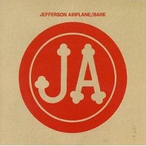 Bark (album) - Image: Bark Jefferson Airplane