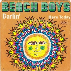 Here Today (The Beach Boys song) - Image: Beach Boys Darlin'