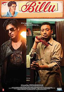 Billu 2009 Hindi 720p BluRay H264 AC3 Movie Download kickasstorrent