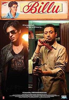 <i>Billu</i> 2009 film by Priyadarshan