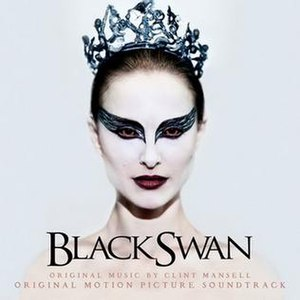 Black Swan: Original Motion Picture Soundtrack - Image: Black Swan Soundtrack