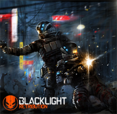 Picture of a game: Blacklight: Retribution