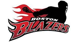 Boston Blazers - Image: Blazers Logo