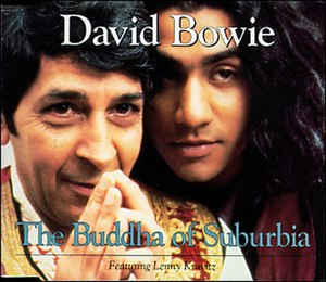 The Buddha of Suburbia (song) - Image: Bowie Buddha Of Suburbia Single