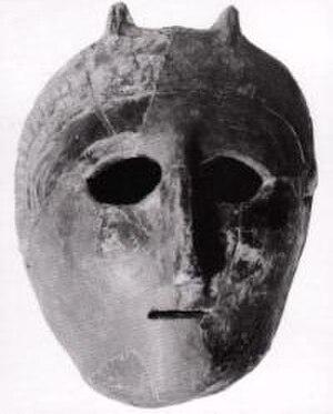 Brigantes - Romano-Brigantian theatrical mask