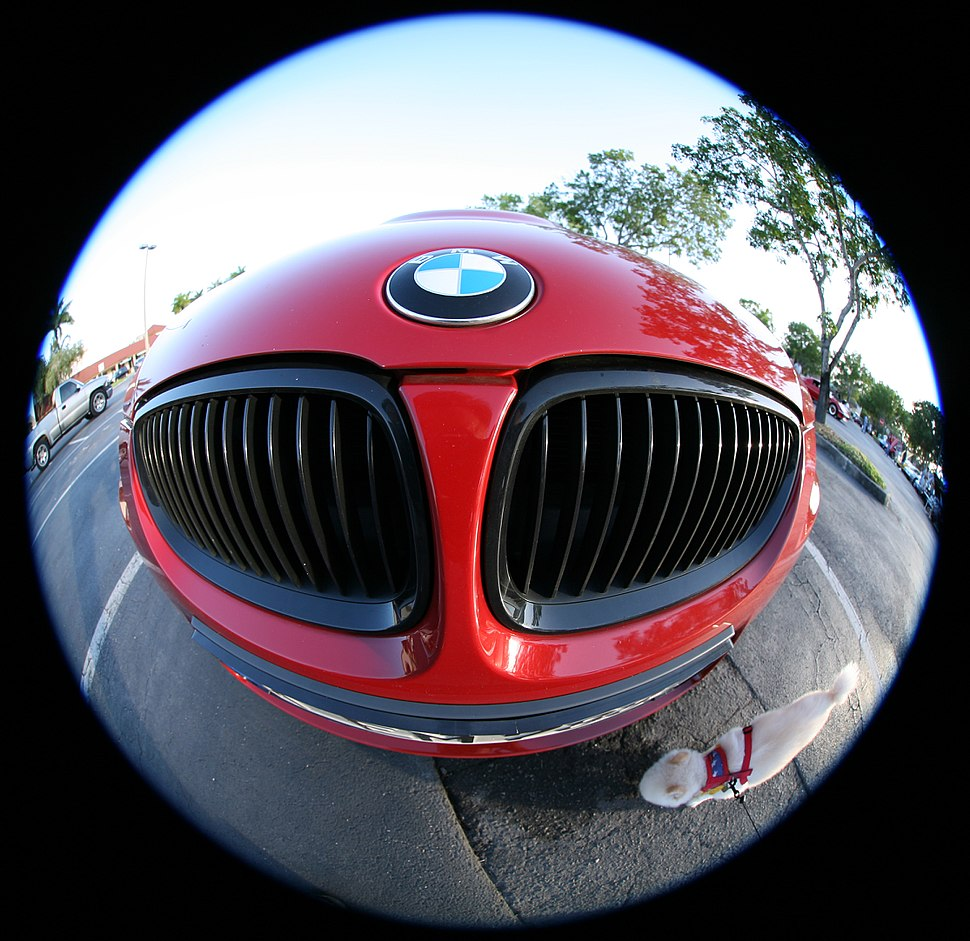 Car Fisheye