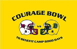 Courage Bowl - Image: Courage Bowl Logo