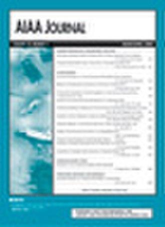 AIAA Journal - Image: Cover aiaaj