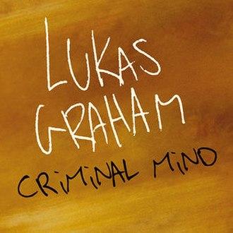 Criminal Mind (Lukas Graham song) - Image: Criminal Mind Lukas