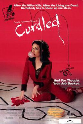 Curdled (film) - Theatrical release poster
