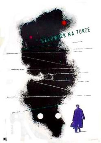 Man on the Tracks - Image: Czlowiek na torze