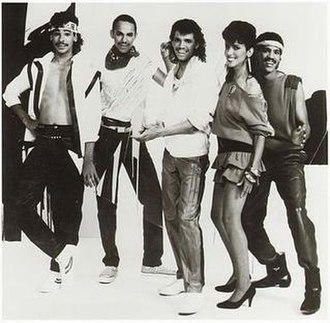 DeBarge - Image: De Barge group photo (ca 1983)