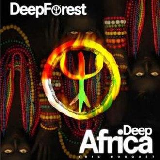 Deep Africa - Image: Deep Africa album cover