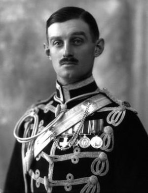 Denzil Fortescue, 6th Earl Fortescue - Image: Denzil Fortescue, 6th Earl Fortescue