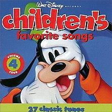Disney Children S Favorite Songs 4 Wikipedia