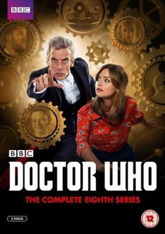 Doctor Who (series 8) - Image: Doctor Who Series 8