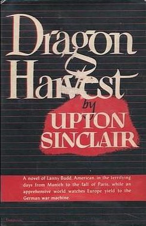 Dragon Harvest - First UK edition