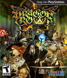 Dragon's Crown - Wikipedia