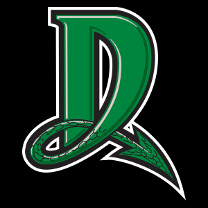 Dayton Dragons - Image: Dragons cap