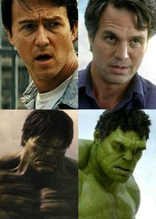 Bruce Banner (Marvel Cinematic Universe) Fictional character in the Marvel Cinematic Universe