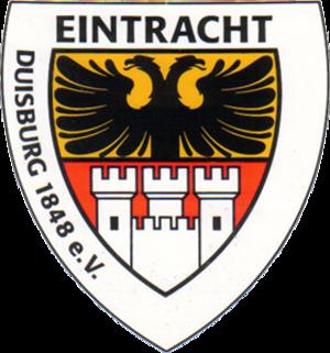 Eintracht Duisburg 1848 - Image: Eintracht Duisburg 1848
