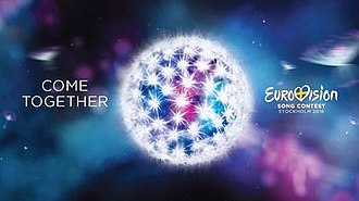 Eurovision Song Contest 2016 - Image: Eurovision 2016 Official Logo