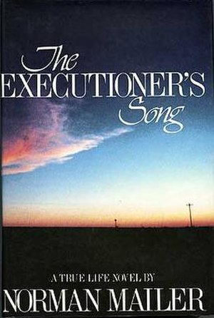 The Executioner's Song - First edition cover