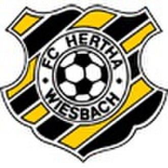 FC Hertha Wiesbach - Image: FC Hertha Wiesbach