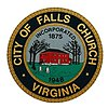 Official seal of Falls Church, Virginia