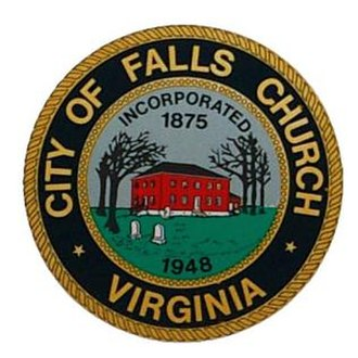 Falls Church, Virginia - Image: Falls Church Logo