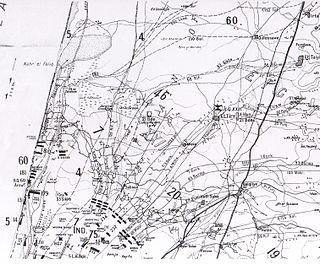 Battle of Sharon First World War battle