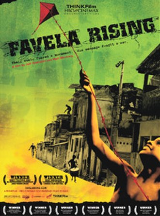Favela Rising - Theatrical release poster