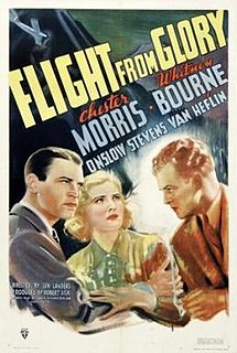 <i>Flight from Glory</i> 1937 film by Lew Landers