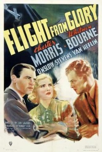 Flight from Glory - Theatrical release poster