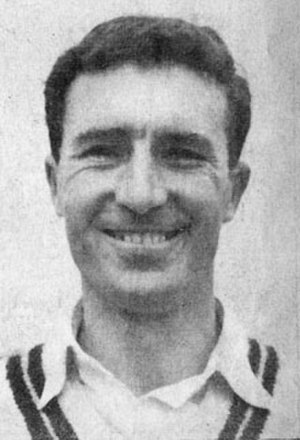 Fred Titmus - Fred Titmus in 1962