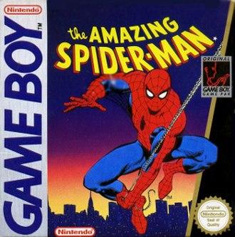 The Amazing Spider-Man (handheld video game) - The Amazing Spider-Man