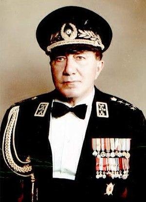 Bahram Aryana - General Bahram Aryana