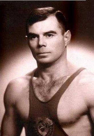 Georgi Popov (weightlifter) - Image: Georgi Popov