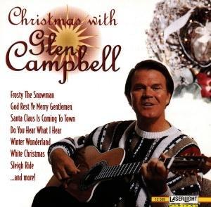 Christmas with Glen Campbell (1995 album) - Image: Glen Campbell Christmas with Glen Campbell album cover