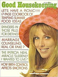 Good Housekeeping cover from July 1967. Cover ...