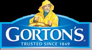 Gorton's of Gloucester - Image: Gorton's Logo